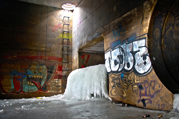 Winter Underground