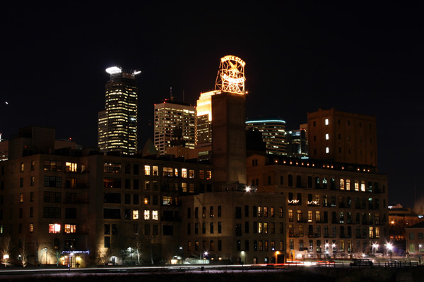 Downtown Minneapolis, Mill City
