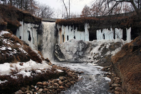 Minnehaha Falls, Minneapolis, MN