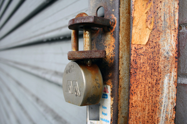 Rusty Lock, Sense of Security