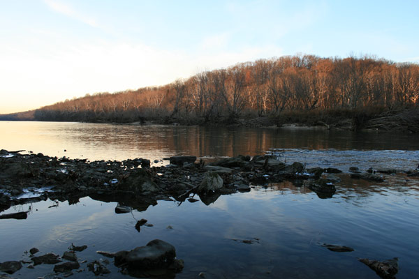 Potomac River, Shepherdstown West Virginia
