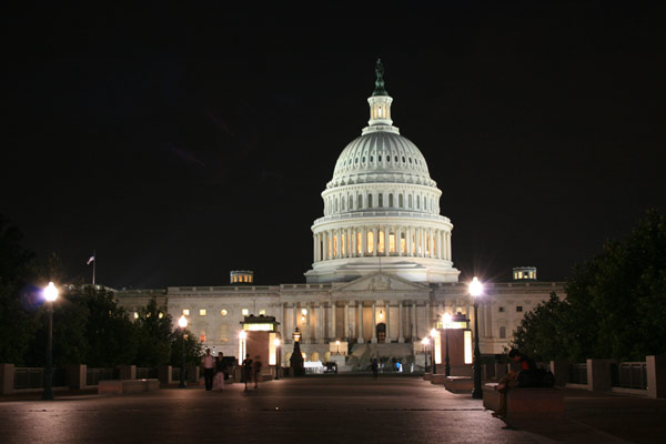 The Capital in D.C.