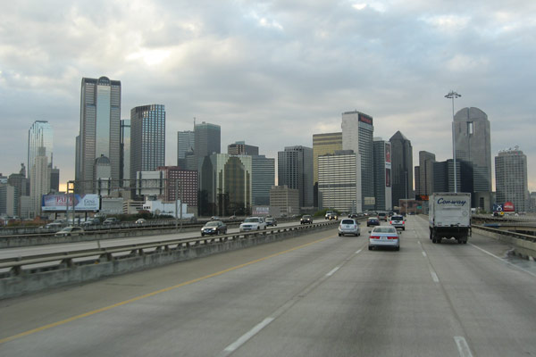 Downtown Dallas, TX