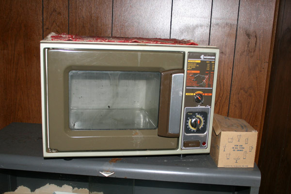 Yellow Microwave Oven ~ Related keywords suggestions for old microwave